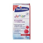 Davitamon junior 2+ strawberry60