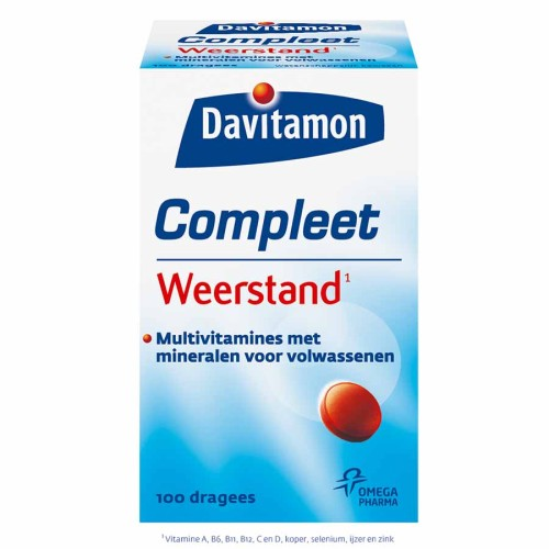 Davitamon complete resistance