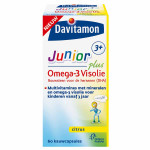 Davitamon junior 3+ omega